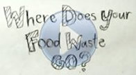 where does your food waste go